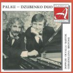 """Duo Palau - Dzubenko. RCD 2002©"""