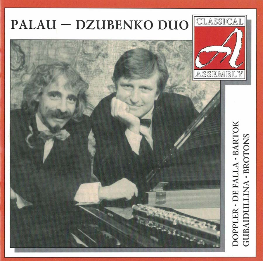 Duo Palau Dzubenko