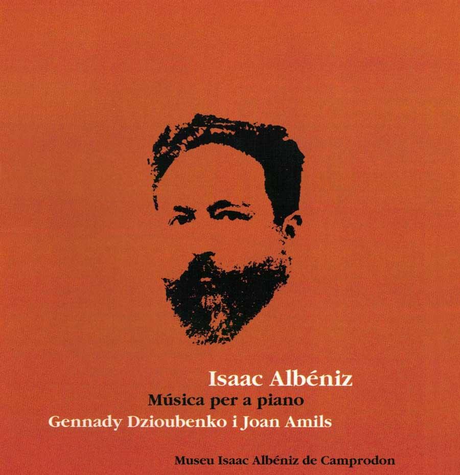 Isaac Albeniz. Gennady Dzioubenko i Joan Amils