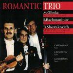 """Romantic Trio. M. Glinka, S. Rachmaninov, D. Shostakovich -  RCD 1996©"""