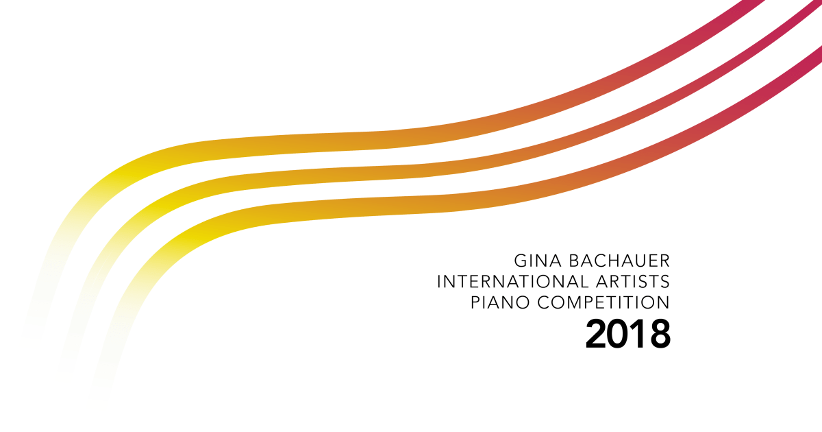 Gennady Dzubenko XVII Gina Bachauer International Artists Piano Competition